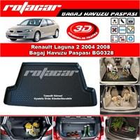 Renault Laguna 2 2004 2008 Bagaj Havuzu Paspası BG0328