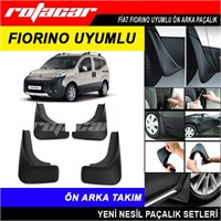 Fiat Fiorino Ön Arka Paçalık Seti Rt58494