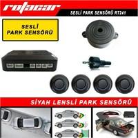 Rotacar Bazırlı Park Sensörü Siyah Lensli Rt241