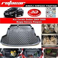 Kia Cerato Sedan 2004 2009 Bagaj Havuzu Paspası BG0103