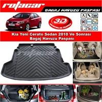 Kia Cerato Sedan 2010 Ve Sonrası Bagaj Havuzu Paspası