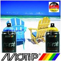 Motip Carat Ral 9006 Sedefli Gri Yarı Mat Akrilik Sprey Boya 400 Ml. Made in Germany 72858