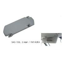 ModaCar FIAT SAĞ/SOL İç Güneşlik 402003