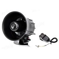 M-Sound Mikrofonlu,3 Sesli POLİS Sireni 842044