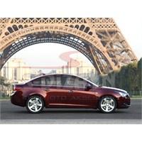 S-Dizayn Chevrolet Cruze Cam Çıtası 6 Prç. P.Çelik (2009>)