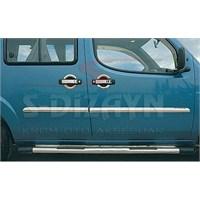 S-Dizayn Fiat Doblo 2000-2010 Model ve Arası Kapı Kolu 5 Kapı Krom P.Çelik