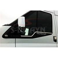 S-Dizayn Ford Transit Kapı Kolu 3 Kapı 4 Prç. P.Çelik (2003>)
