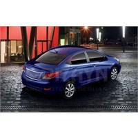 S-Dizayn Hyundai Accent Blue (Solaris)Bagaj Alt Çıta P.Çelik (2011>)