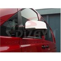 S-Dizayn Mercedes Vito W 639 Ayna Kapağı 2 Prç. Abs Krom (Sinyalsiz) (2010>)