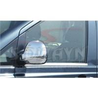 S-Dizayn Mercedes Vito W 639 Cam Çıtası 2 Prç. P.Çelik (2010>)