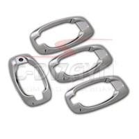 S-Dizayn Peugeot Bipper Kapı Kolu Çerçevesi 4 Kapı P.Çelik (2008>)