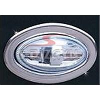 S-Dizayn Peugeot Partner 09.1996-09.2008 Model ve Arası Sinyal Çerçevesi 2 Prç. Krom P.Çelik