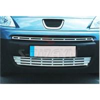 S-Dizayn Peugeot Partner Tepee Ön Panjur 2 Prç. P.Çelik (2008-2011)