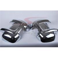 S-Dizayn Peugeot Boxer Ayna Kapağı 2 Prç. Abs Krom (2006>)