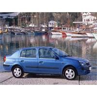 S-Dizayn Renault Clio II-Symbol Cam Çıtası 4 Prç. P.Çelik (1999-2006)