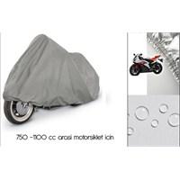 ModaCar Motorsiklet Brandası 750 CC - 1100 CC ARASI LARGE 081150L