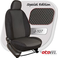 Otom Fiat Doblo Yeni 7 Kişilik 2010-Sonrası Sport Araca Özel Koltuk Kılıfı