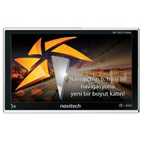 Navitech VR-761T Primo, 7'' TV'li Speak & Go  Navigasyon Cihazı