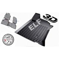 L.Locker Ford Ranger 2006-2012 3D Havuzlu Paspas