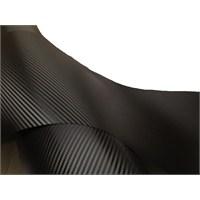AutoFolyo Siyah Karbon Folyo 300 X 127 cm