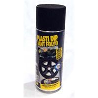 PlastiDip Plastik Kaplama Spreyi (Siyah)