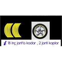 ModaCar SARI Jant Fosforu 55k003