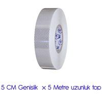 ModaCar Petekli Desen Beyaz Fosfor 5 Metre 540066