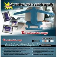 AutoCet Araç Elbise Askısı ve Güvenlik Tutacağı - 3097a