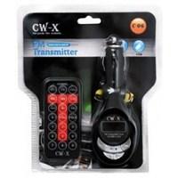 AutoCet CW-X C-06 FM TRANSMİTTER -3145a
