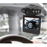 Universal HD Gece Görüşlü Araç içi Ses kayıtlı Oto Kamerası * TÜRKÇE MENÜ *
