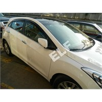 Elf Hyundai i 30 Mugen Cam Rüzgarlığı 2012 sonrası