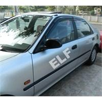 Elf Honda Civic Mugen Cam Rüzgarlığı 92/95