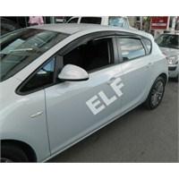 Elf Opel Astra J Mugen Cam Rüzgarlığı 2009 sonrası