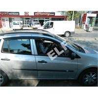 Elf Renault Clio 3 Mugen Cam Rüzgarlığı 06/12