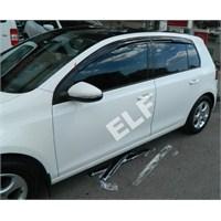Elf Volkswagen Golf 6 Mugen Cam Rüzgarlığı 09/12