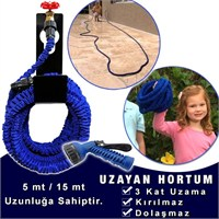 Buffer Expandable Hose 50Ft Uzayan Hortum