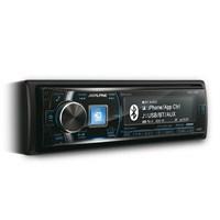 Alpine Cde-178Bt Bluetooth,Usb,Aux,İpod,İphone İnternet Radyo Tunelt Uygulama Oto Teyp