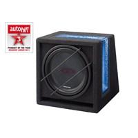 Alpine Sbg-844Br 20Cm Kutu 120W, Bass Reflex (Mavı Işıklı) Subwoofer 120 Watt Rms