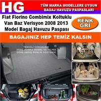 Fiat Fiorino Combimix 2008 2013 Gri Bagaj Havuzu Paspası 38747