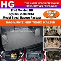 Ford Mondeo 2008 2013 Gri Bagaj Havuzu Paspası 38781