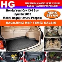 Honda Civic Hb 2013 Bej Bagaj Havuzu Paspası 38828