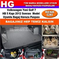 Yeni Golf 7 Hb 2012 Sonrası Gri Bagaj Havuzu Paspası 39157