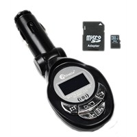 Ritmix RT-200 FM Transmitter+4 Gb Kartlı