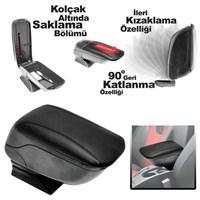 Dacia Logan Sedan Kolçak Kızaklı Metal Ayaklı