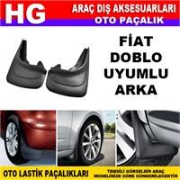 Otocontrol Fiat Doblo Arka Paçalık Seti 39224