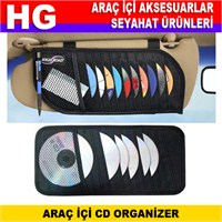 Otocontrol Oto CD Organizer 12'li 39188
