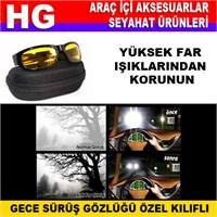 Otocontrol Anti-Far Gece Sürüş Gözlüğü ( Kılıf Hediyeli ) 39190