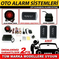 Otocontrol Oto Alarm Model A3937 38539