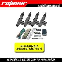 Otomotik Açma Kapama Sistemi 4 Kapı Rt668