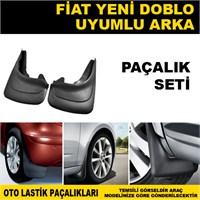 Otocontrol Fiat Yeni Doblo Arka Paçalık Seti 41151
